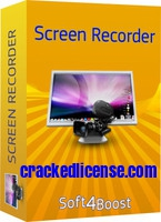 Soft4boost Screen Recorder 2020 Crack With Activation key Download