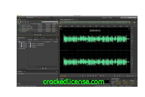 Adobe Audition CC 2020 Serial Key With Crack Free Download
