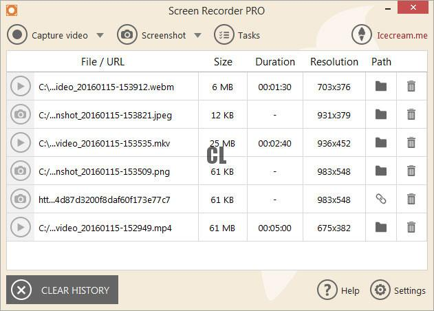 IceCream Screen Recorder Pro 2020 Crack With Serial Key Ferr Download