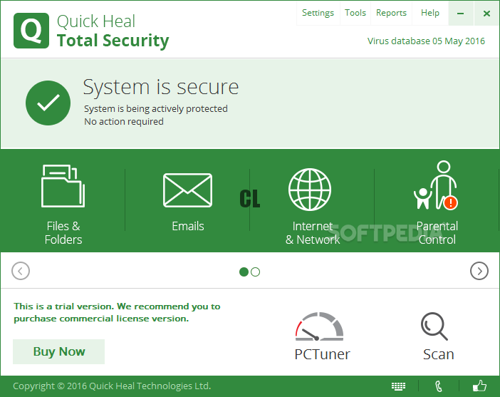 Quick Heal Total Security 2020 Crack With Activation Key Free Download