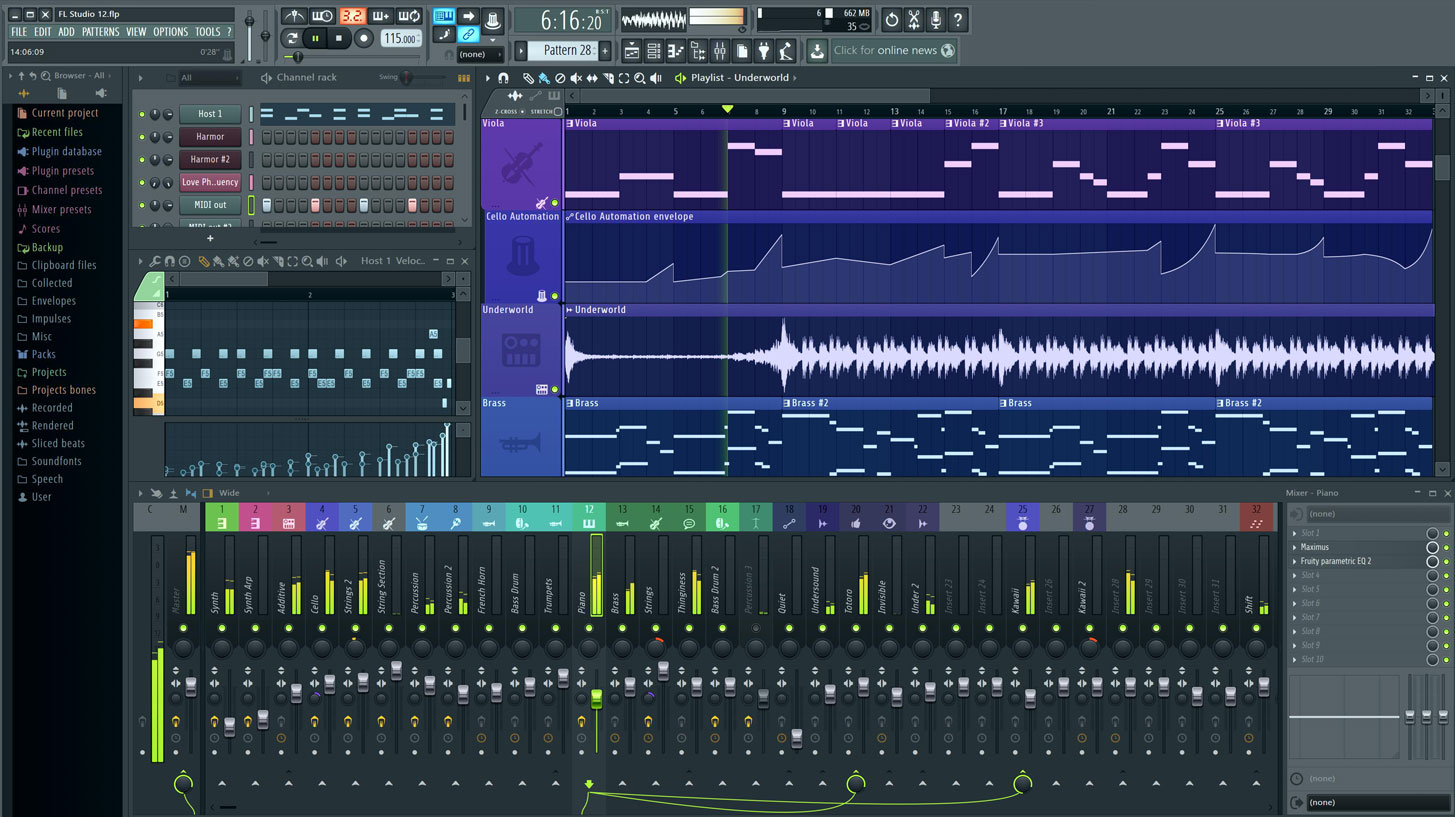 FL Studio 2020 Crack With Activation Key Full Free Download