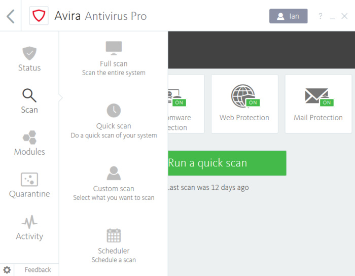 Avira Antivirus Pro 2020 Crack With Activation Key Free Download
