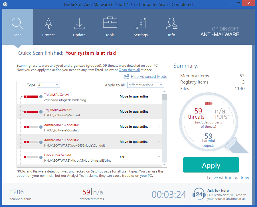 GridinSoft Anti-Malware 2020 Crack With Activation Key Free